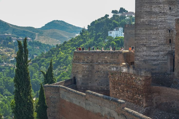 Alhambra Granada Espana It Follow Us Spain