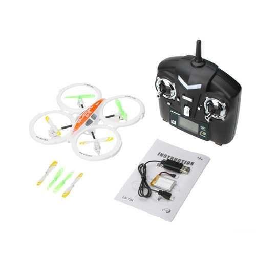 Uzaktan Kumandalı Helikopter Ufo Quadcopter - Doğum Günü Hediyeleri - Durbuldum.com - oyuncak