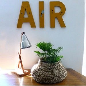 Large basket AFRO. Designed by Best Before. Available on www.darwinshome.com