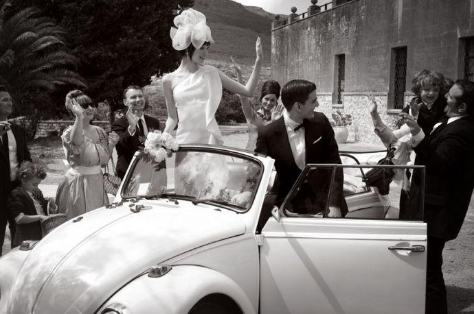 Editorial, Sicilian Wedding, Photographer Signe Vilstrup for Vanity Fair Italy, July 2011