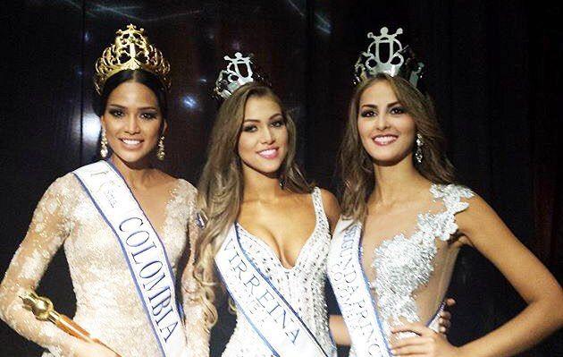 Reina virreina y segunda princesa  #SrtaAtlantico #CNB2015 @mariacamilasoleibe by msoleibefans