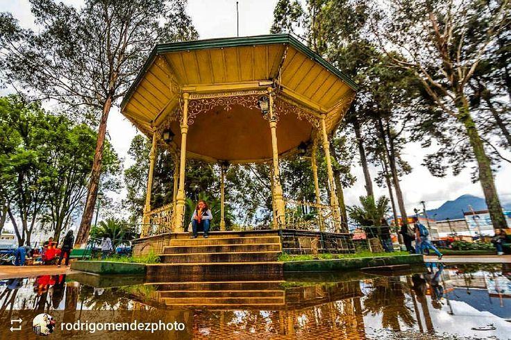 http://OkXela.com #Follow @rodrigomendezphoto: #Parque Benito Juárez #Xela #Quetzaltenango #Guatemala #ILoveXela #AmoXela #CentralAmerica #Travel #architecture #xelaju