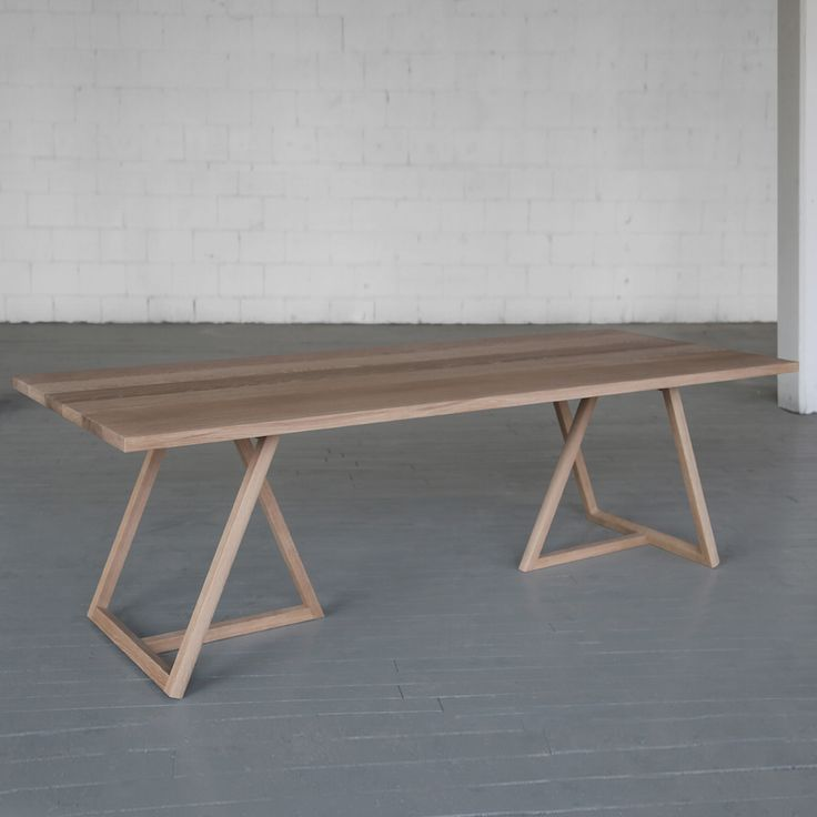 Thales Wood Table