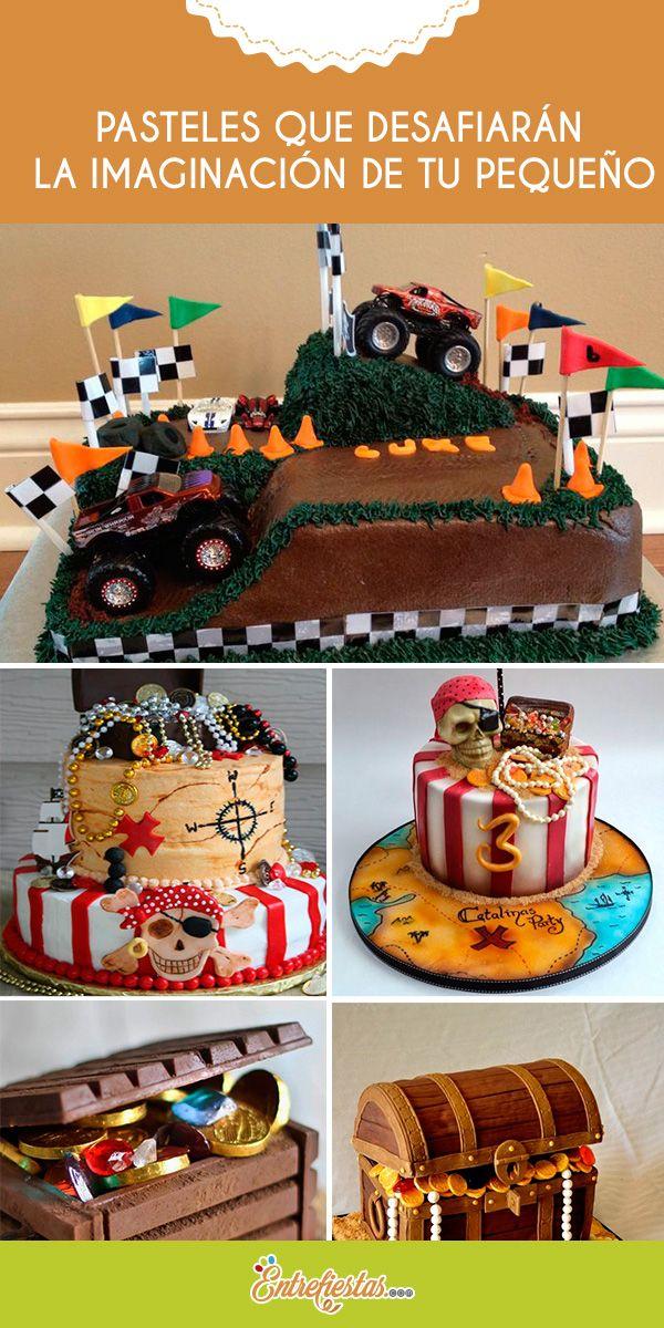 ¿Se acerca el cumpleaños de tu hijo y quieres darle un delicioso pastel fuera de lo común? si aún no sabes que hacer… ¡no te preocupes! A continuación tendrás muchas ideas para seguir en ese maravilloso día.