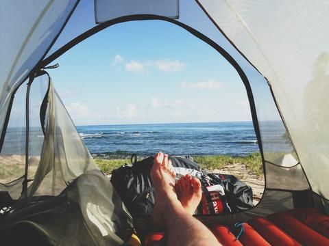 Why biltong is the perfect food for camping