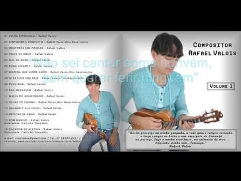 CD COMPLETO - COMPOSITOR RAFAA VALOIS