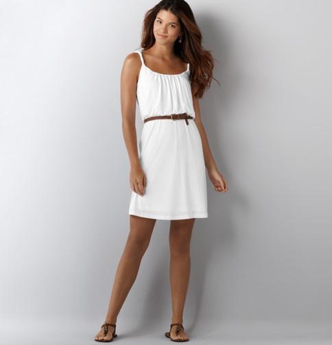 White beautiful summer dresses