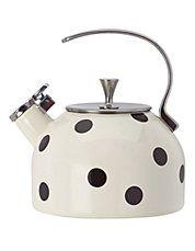 Hudson's Bay - Kate Spade Whistling Scatter Dot Tea Kettle