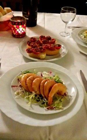 Gamberoni all'arancia CLICCA QUI PER LA RICETTA -> http://blog.giallozafferano.it/eli93/gamberoni-allarancia/
