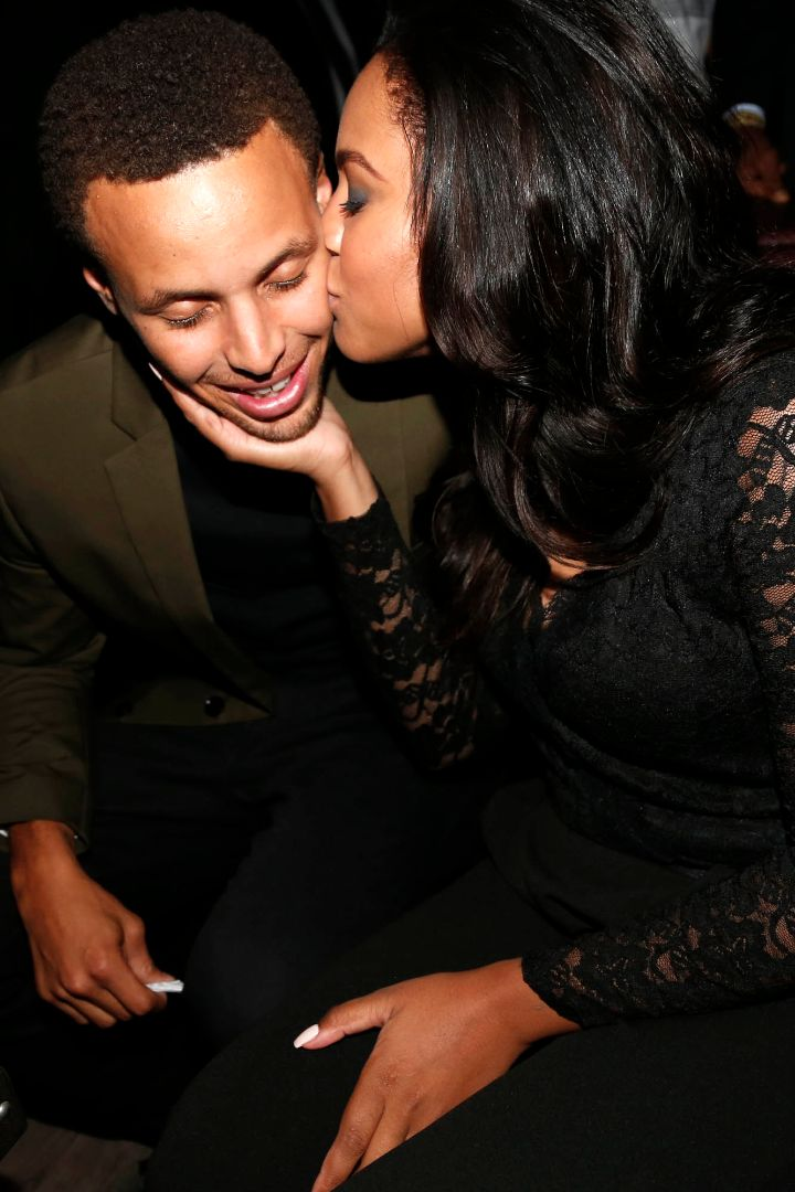 Steph and Ayesha Curry Are Already the Best Couple of 2016 — Here's 17 Reasons