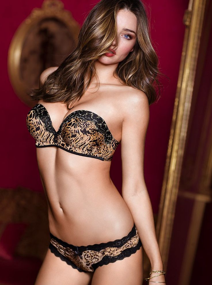 Miranda Kerr Victoria's Secret 2013 Hot Lingerie