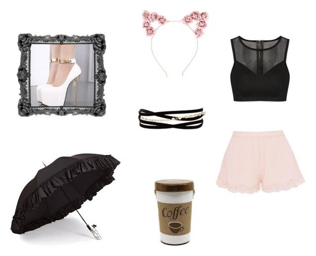 """""""Untitled"""" by isabelle071102 on Polyvore featuring STELLA McCARTNEY, Hot Topic, Gizelle Renee and Kenneth Jay Lane"""