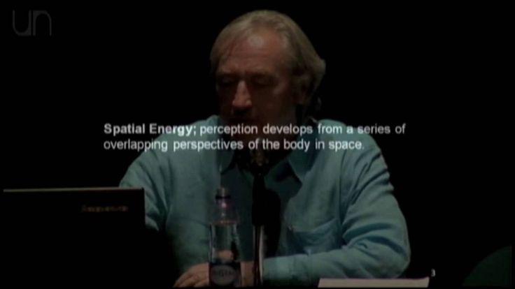 Conferencia Arq. Steven Holl - Parte 1
