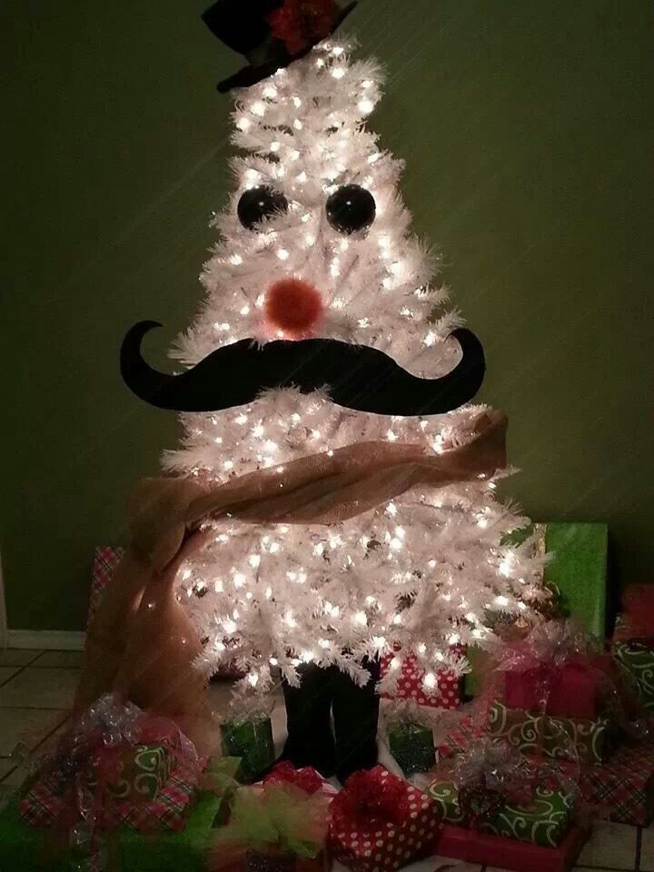 1000+ images about snowman christmas trees on Pinterest ...
