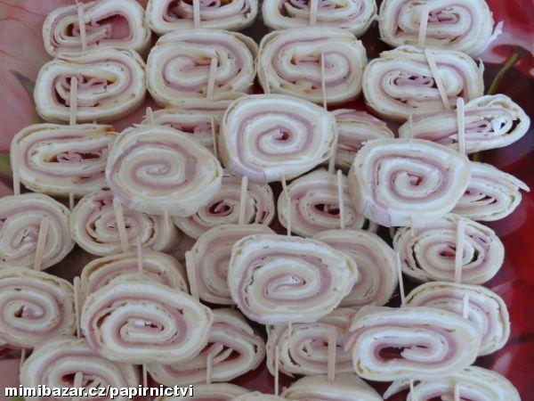 Jednohubky z Tortilly
