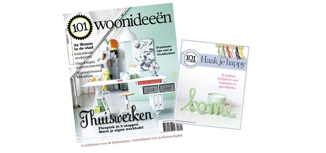 lijst met Nederlandse Haakblogs - 101 Woonideeën