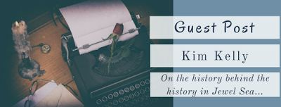 Book Muster Down Under: Blog Tour | Guest Post | Kim Kelly