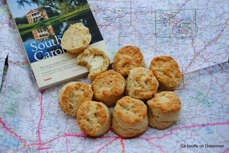Ca bouffe un Doberman: Southern Biscuits, des petits pains comme en Caroline du Sud