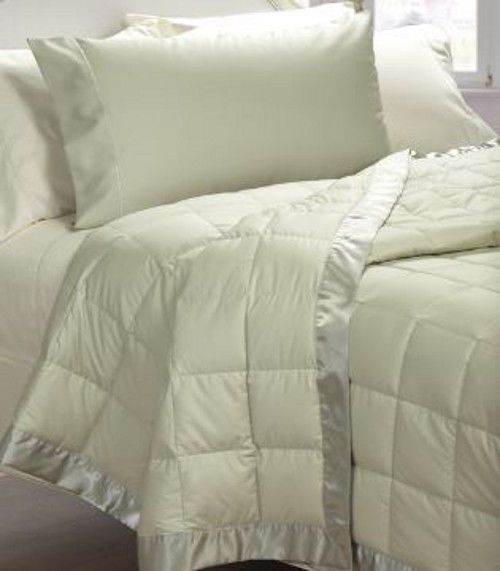Cuddledown 400 Thread Count Oversized Synthetic Fill Blanket  #Cuddledown #Modern