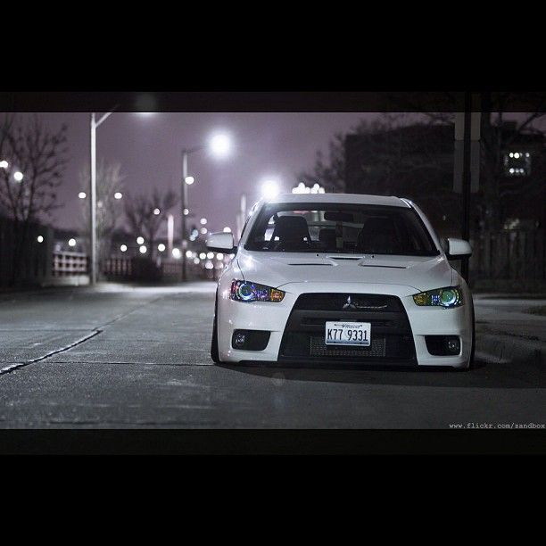 Mitsubishi Lancer EVO.  I need this now!!!
