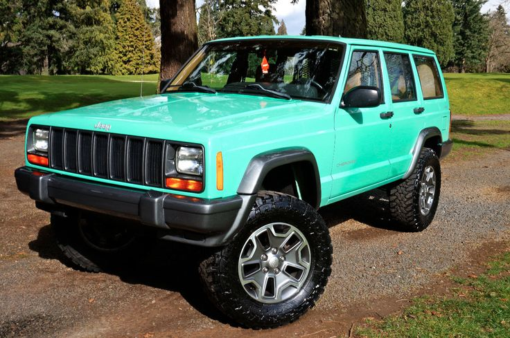 mint condition 1998 Jeep Cherokee 4×4 for sale Jeep