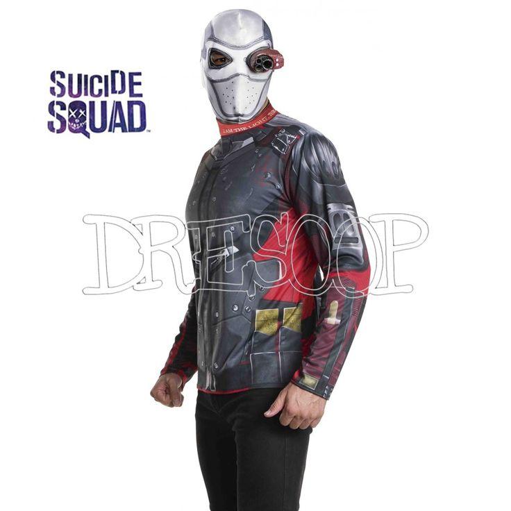 Disfraz Deadshot para hombre - Dresoop.es