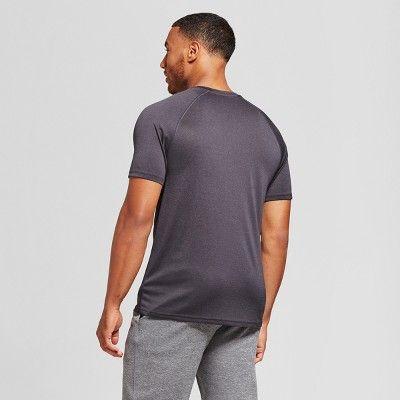 Men's Tech T-Shirt - C9 Champion Black L