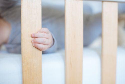 Baby Jamie – Baby Belle - Beautiful Baby Interior Nursery - Hudson Cot