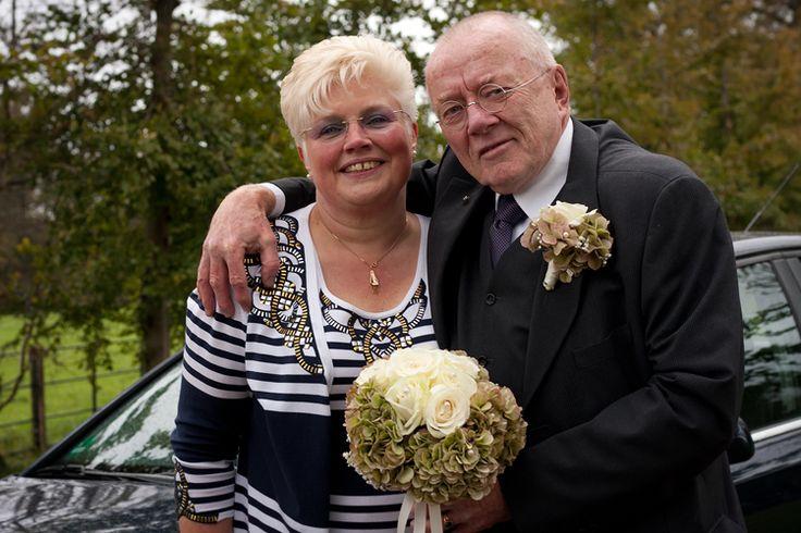 Henk Blok en Renee van Deutekom - Hilversum