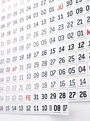 Calendar: Hildigunnur & Snæfríð