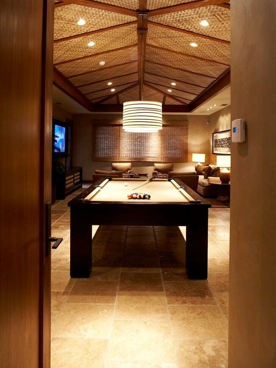 home recreation room    #KBHomes