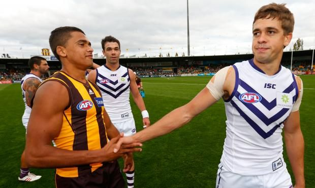 For the first time in 100 years, brothers will play in opposing sides in this years grand final.