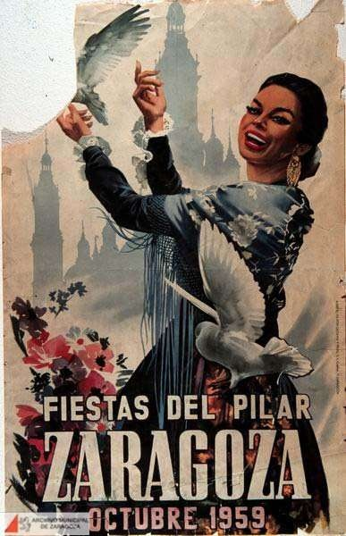 Fiestas del Pilar - Spain