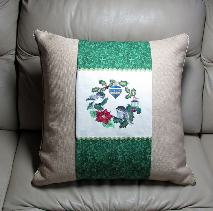 Decorative Pillow Wraps : 22 best images about Pillow Wrap Ideas on Pinterest Applique pillows, Merry christmas and ...