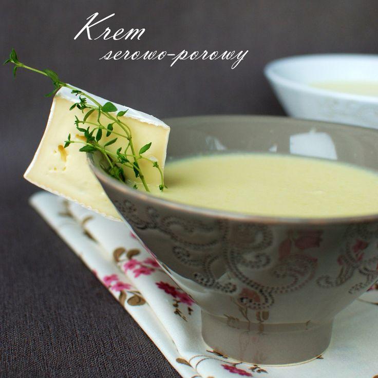 Lekka i łagodna... ale jednocześnie bardzo sycąca zupa. Ser brie i por nadają jej charakteru, cukinia - treści, a tymianek - aromatu! Warto także podkreślić piękny pastelowy kolor, który idealnie w...