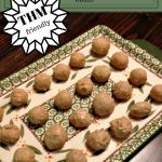 THM Recipes for Peanut Butter Cheesecake Balls make healthy snacking so much easier to do when you are following the Trim Healthy Mama Diet plan!