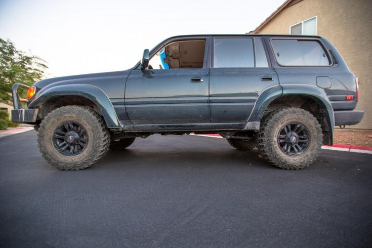 Show me your aftermarket rims on your 80 | IH8MUD Forum