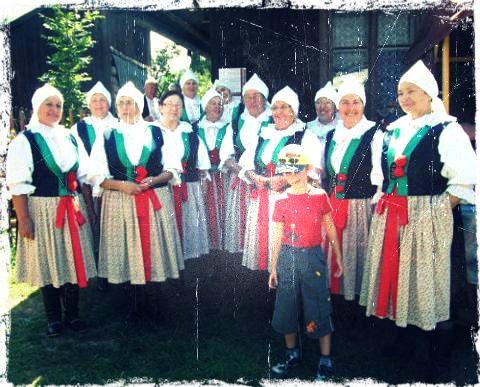 Ženský pěvecký sbor Tetičky z Kunovic