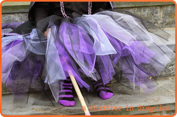 A Thrifter in Disguise: Long & Lovely DIY Tutus