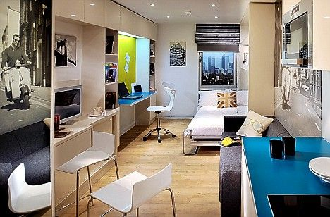 cool student room