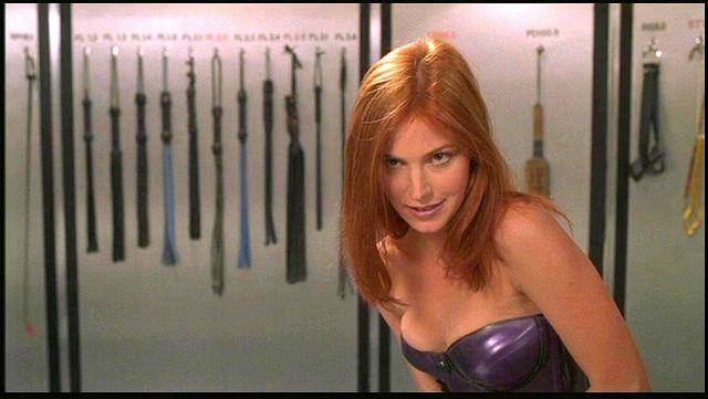 Heather Stephens red hair