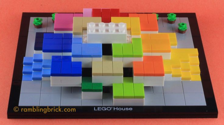 So I have been talking about the LEGO house a bit lately. It's an exciting project, occupying the centre of Billund, due to open at the end of September. Like all new buildings in recent yea…