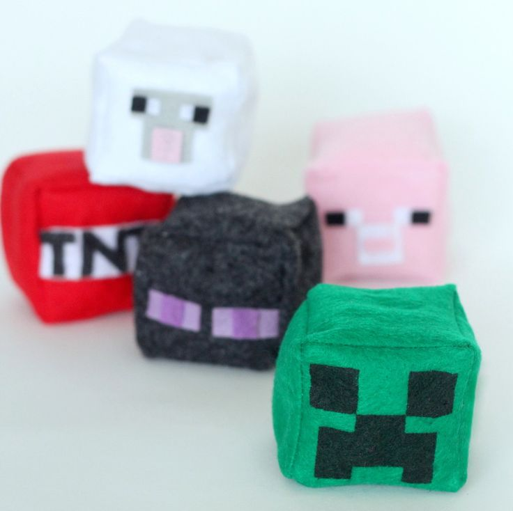 last minute DIY minecraft gifts
