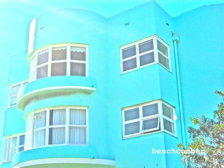 bondi vintage blue