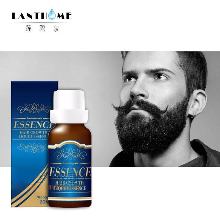 3 unids productos el crecimiento del cabello alopecia super Espeso Bigote Barbas Sunburst Crecimiento del Pecho Esencia Tratamiento Andrea Productos Para Hombres