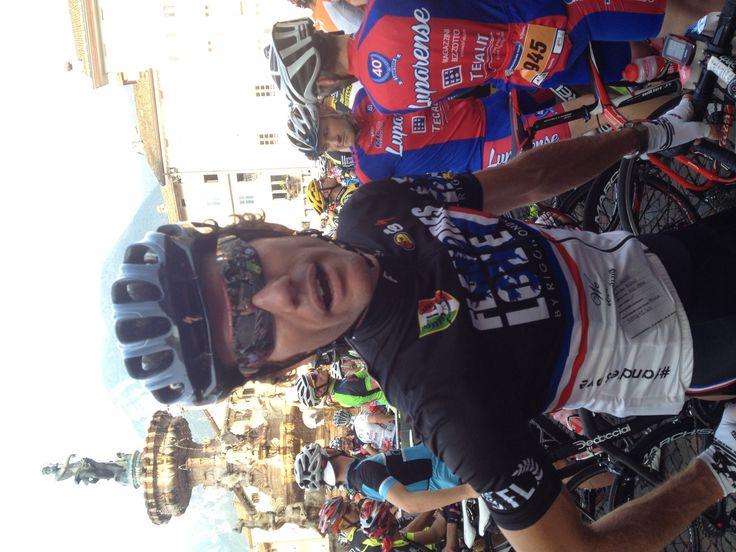 @laleggendariacharliegaul a Trento. Flandres Love, we love riding.