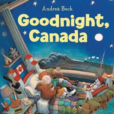 A bedtime book that opens children''s minds to the wonders of the world around them. Award-winning Canadian author and illustrator Andrea Beck has created a unique gift for parents as they wind their little ones down for bedtime. Goodnight, Canada inspires a sense of community, as a child who lives in Newfoundland lies in bed wondering about other children in his country and the world at large. He quietly bids a goodnight to them all, and to Canada itself, province by province, territory by…