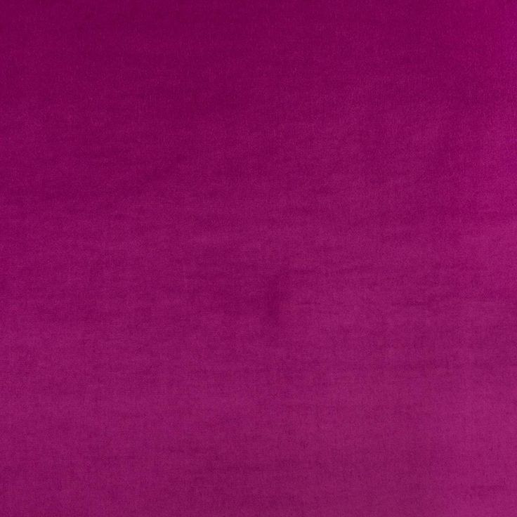 Uni Fabric - Fuchsia fabric, from the Emotion collection by Casadeco