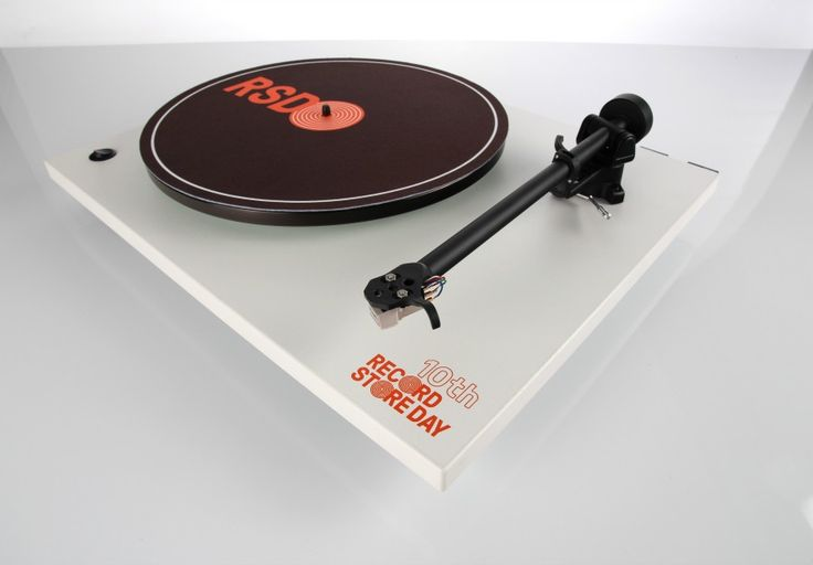 Record Store Day UK Limited Edition Rega Research Turntable. | Hifi Pig