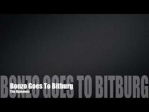 Bonzo Goes to Bitburg- Ramones Lyrics - YouTube